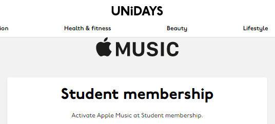 unidays edu email